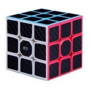 Cubo Qiyi Warrior W + Base Colores Jelly O Carbono