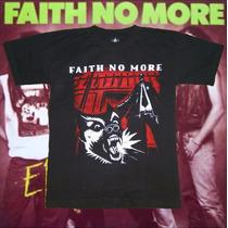 Polera Faith No More