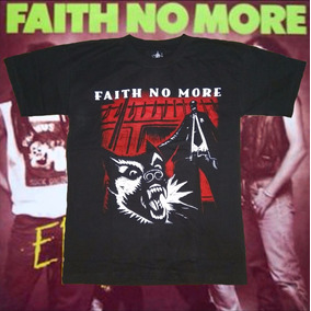 Polera Faith No More Talla M