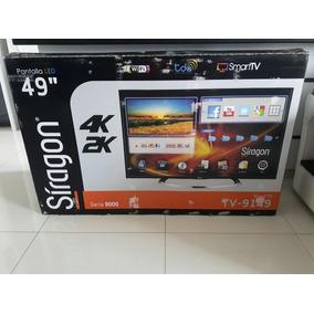 Tv Siragon 49 Pulgadas 4k Smart
