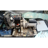Generador Trifsico Diesel Lombardini 10,5 Kva