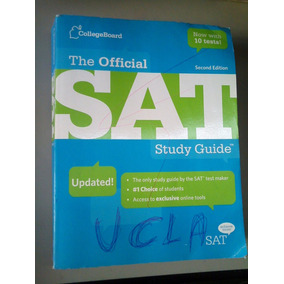 Livro - The Official Sat - Study Guide -