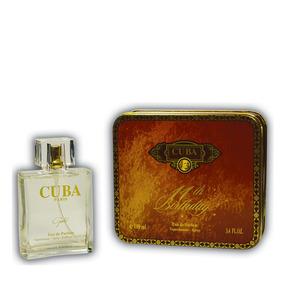 Perfume Cuba Gold Edp Masculino Lata 100ml Original