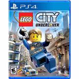 Lego City Undercover Ps4 Juego Para Niños - Original Fisico