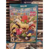 Mario Party 10 Nintendo Wii U Usado