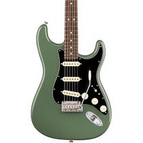 Fender American Professional Stratocaster Antique Olive