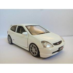 Miniatura Do Honda Civic Type R Escala 1/32