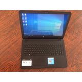 Laptop Hp Procesador Amd A6 4gb Ram 500 Gb Disco Duro