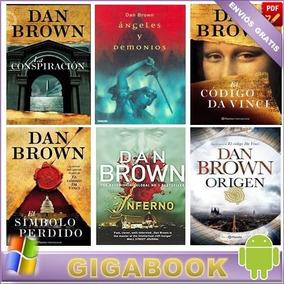 Dan Brown Origen Colección 7 Libros - Digital