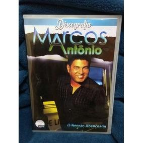 Marcos Antônio - Discografia - Em 4 Cds - 41 Álbuns