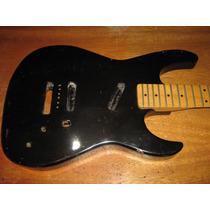Corpo E Braço De Guitarra Giannini Sonic Para Restauração