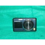 Câmera Samsung Smart Dv2014f Preto Cobalto 16.1 Mp