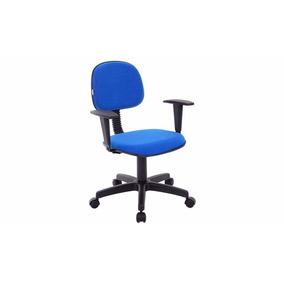 Cadeira Secretaria Com Braço Fixo Promoção