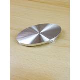 Disco De Aluminio Ovalado Para Mesas Y Escritorios