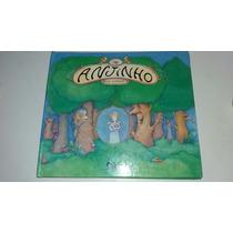 Anjinho Eva Furnari Livro Infantil - K6