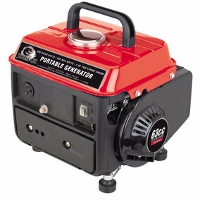 Generador Electrico 700 Watts - 2 Hp. Marca Storm Cat