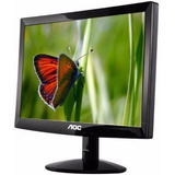 Monitor Aoc E1621sw Widescreen Lcd 15.6 Impecable!!