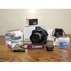 Canon Eos 50d Completa Con Ef-s 17-85 Y Accesorios