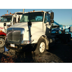 International 4400 Torton Tandem 2002 Con Conversion A 8600
