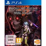 Sword Art Online: Fatal Bullet Deluxe Edition Ps4