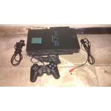 Playstaion 2 Fat Disco Duro Lleno De Juegos Ps One Ps 2