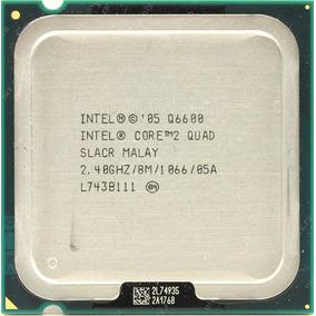 Processador Core2 Quad Q6600 2.40ghz 8mb 1066 Lga 775 O&m