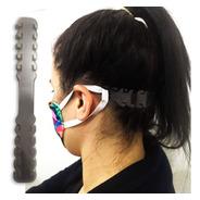 Ajustador De Máscara Cirúrgica Transparente Kit Com 20 Peças