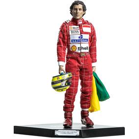 Ayrton Senna 1993 - 1/6 Live Legend Iron Studios