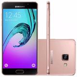 Galaxy A7 Sm-a7100 16gb Lte Dual Sim Tela 5.5 Fhd Câm.13mp