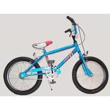 Bicicleta Infantil Cross Varón Kelinbike Rodado 16