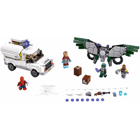 Lego Spider-man Homecoming 76083 Beware The Vulture Marvel