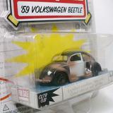 Jada Volkswagen Beetle 59 For Sale - Vw Fusca - Rat Look Old