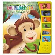 Livro Sonoro Conhecendo Os Sons Da Fazenda - Macaco