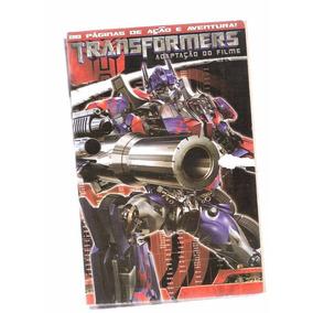 Transformers 1 - Adaptação Do Filme - On Line Editora