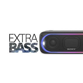 Caixa De Som Sony Srs-xb30, Extra Bass, Nfc, Led - Preto