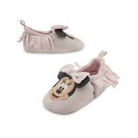 Zapatos De Niña Minnie
