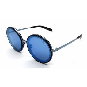 Oculos De Sol Feminino Dior Redondo Espelhado