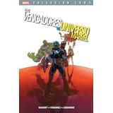 Comic Los Vengadores Vs Universo Marvel