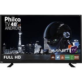 Televisão 40 Ptv40e21dswn Philco