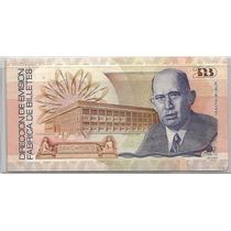 Especimen Del Banco De Mexico Serie E