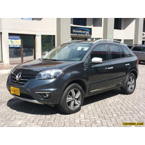 Renault Koleos Dynamique Bose At 2500cc 4x2 Tc Ct