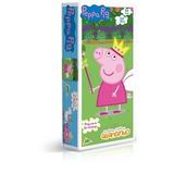 Quebra-cabeça Grandinho 28 Peças - Peppa Pig Princesa B2887