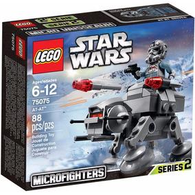 Lego At-at Microfighters Star Wars 75075 - Pronta Entrega