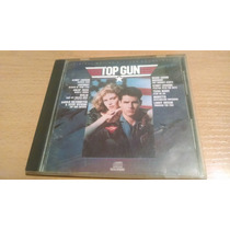 Top Gun, Soundtrack De La Pelicula, Cd Album Del Año 1986