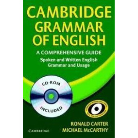 Livro Cambridge Grammar Of English Paperback With Cd-rom: A
