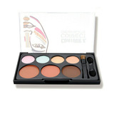 Paleta De Correctores De 7 Colores Marca Kiss Beauty