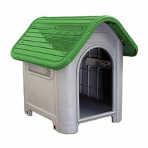 Casinha De Cachorro Desmontável Plástica Home Dog