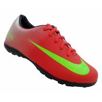 Chuteira Nike Society Infantil Criaça Melhor Barato Me Preço