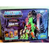 He-man Motu Slime Pit Sellado