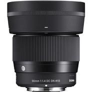 Sigma 56mm F/1.4 Dc Dn Contemporary Mft Para Gh5 Bmpcc4k
